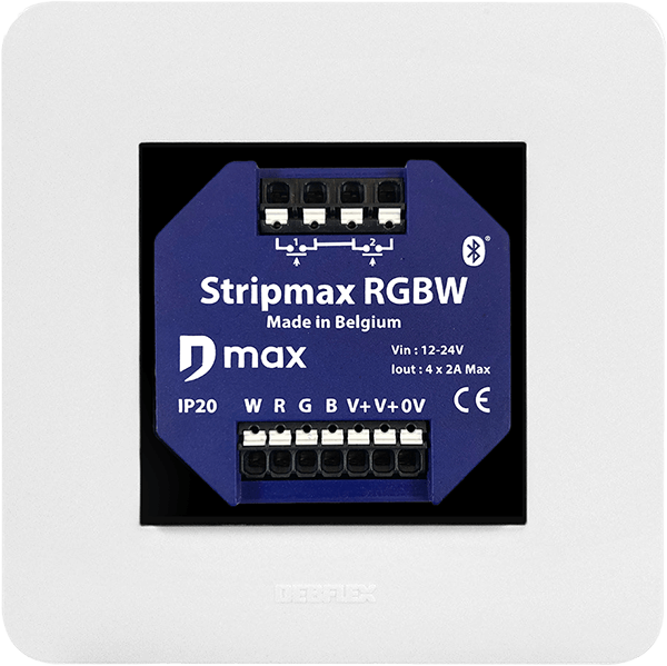 Stripmax-rgbw-button-inside